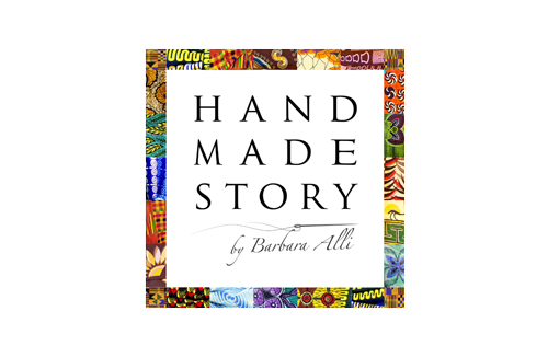 Hand Made Story by Barbara Alli